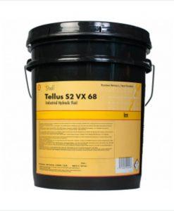 Хидравлично масло Shell TELLUS S2 VX 68 - 20L