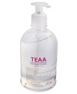 Антибактериален гел за ръце ТЕАА с етанол – 500 ml