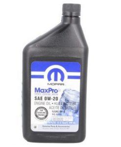 Масло Mopar MaxPro 0W20 - 68218950AB - 1L