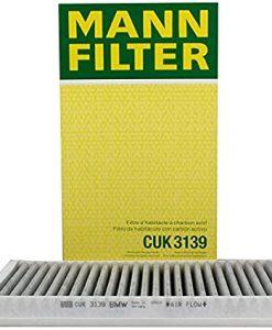Филтър въздух за вътрешно пространство (CUK 3139 - MANN FILTER)