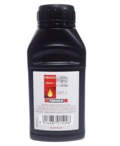 Спирачна течност FERODO FBX025 DOT 4 - 0.250L