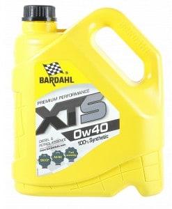 Масло BARDAHL XTC C60 0W40 1L