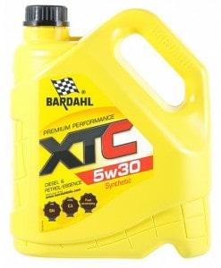 Масло BARDAHL XTC 5W30 4L