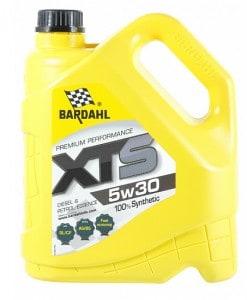 Масло BARDAHL XTS 5W30 4L