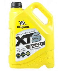 Масло BARDAHL XTS 5W40 5L