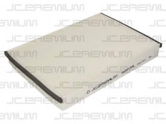 Филтър въздух за вътрешно пространство (B4V013PR - JC PREMIUM)