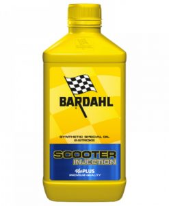 Масло BARDAHL Scooter INJECTION 2T 1L
