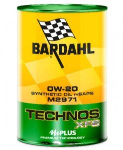 Масло BARDAHL TECHNOS XFS M2971 0W20 - 1L