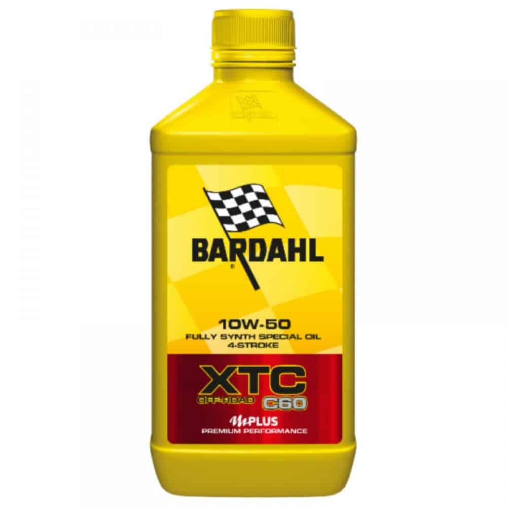 Масло BARDAHL XTC C60 10W50 Off Road 4T 1L