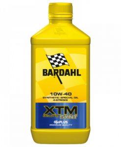 Масло BARDAHL XTM Synt 10W40 4T 1L