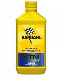 Масло BARDAHL XTM Synt 20W50 4T 1L