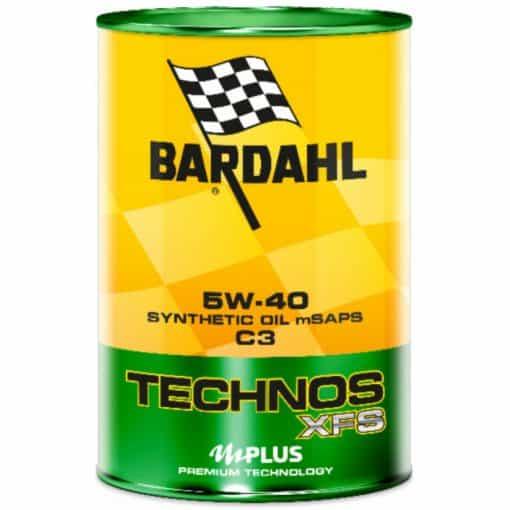 Масло BARDAHL TECHNOS XFS C3 5W40 1L