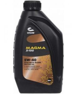 Масло CYCLON MAGMA X100 5W40 1L