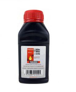 Спирачна течност FERODO FBZ025 DOT5.1 - 0.250L