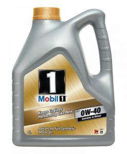 Масло MOBIL 1 FS 0W40 4L
