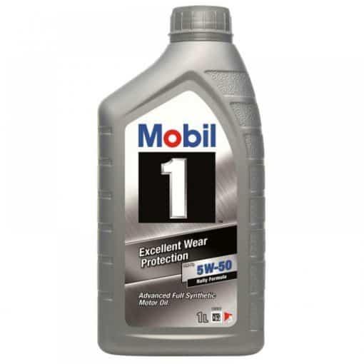 Масло MOBIL 1 FS X1 5W50 1L