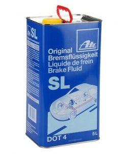 Спирачна течност ATE 03.9901-5803.2 Dot 4 - 5L