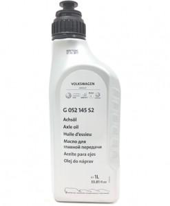 Оригинално масло VAG G 052 145 S2 1- литър