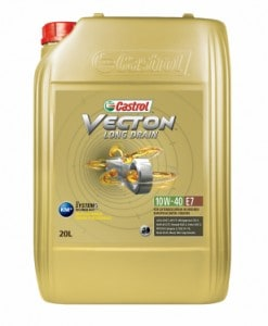 Масло Castrol Vecton LONG DRAIN 10W40 E7 - 20L