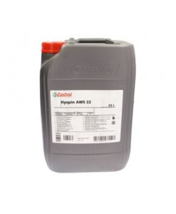 Масло CASTROL HYSPIN AWS 22 - 20L