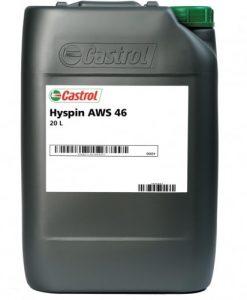 Масло CASTROL HYSPIN AWS 46 - 20L