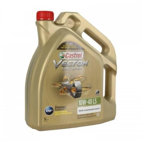 Масло Castrol VECTON LD 10W40 E6/E9 5L