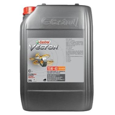 Масло Castrol VECTON 15W40 CK-4/E9 20L