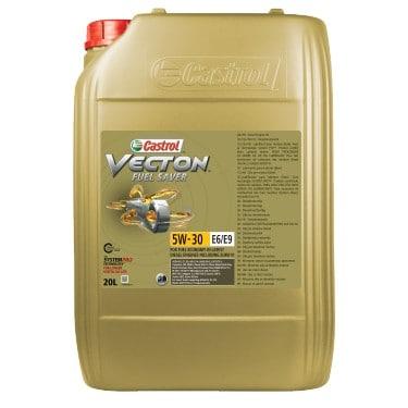 Масло Castrol Vecton FUEL SAVER E6/E9 5W30 - 20L