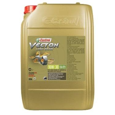 Масло Castrol VECTON LD 10W30 E6/E9 20L