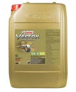 Масло Castrol VECTON LD 10W40 E6/E9 20L