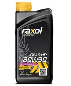 Масло RAXOL GEAR HP 80W90 1L