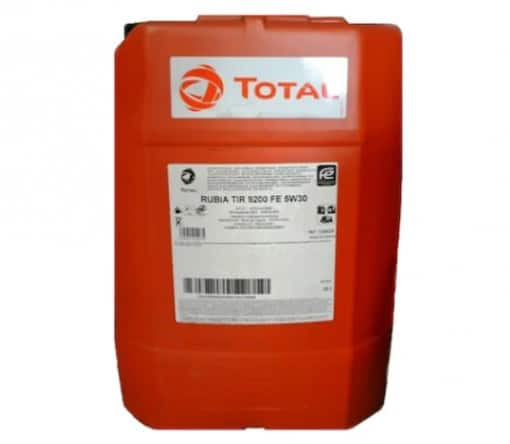 Масло TOTAL RUBIA TIR 9200 FE 5W30 – 20 литра