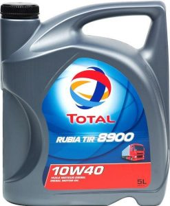 Масло TOTAL RUBIA 8900 10W40 – 5 литра