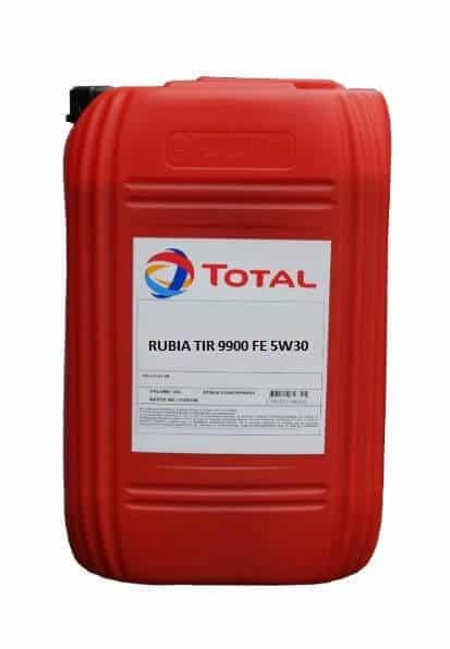 Масло TOTAL RUBIA TIR 9900 FE 5W30 – 20 литра