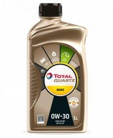 Масло TOTAL Quartz 9000 Energy 0W30 - 1L
