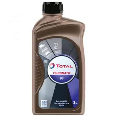 Трансмисионно масло TOTAL FLUIDMATIC D3 1L
