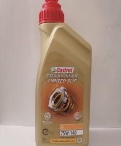 Масло CASTROL TRANSMAX Limited Slip LL 75W140 - 1L