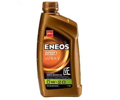 Масло ENEOS ULTRA-V 0W20 1L