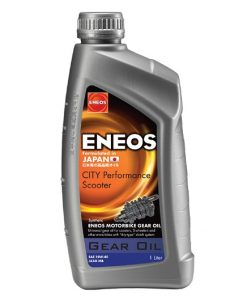 Масло ENEOS CITY PERFORMANCE SCOOTER GEAR OIL 1L