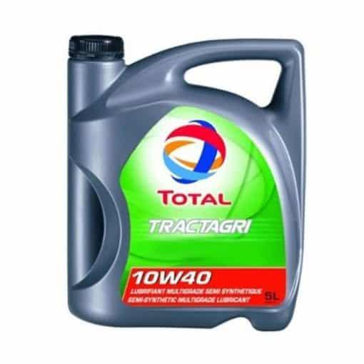 Масло TOTAL RACTAGRI T4R 10W40 – 5 литра
