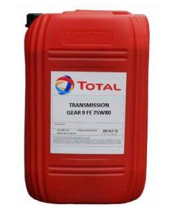 Трансмисионно масло TOTAL TRANSMISSION GEAR 9 FE 75W80 20L