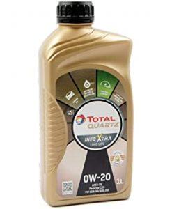Масло TOTAL QUARTZ Ineo Xtra LL 0W20 - 1L