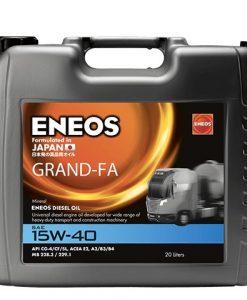 Масло ENEOS GRAND-FA 15W40 20L