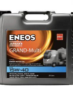 Масло ENEOS GRAND-MULTI 15W40 20L