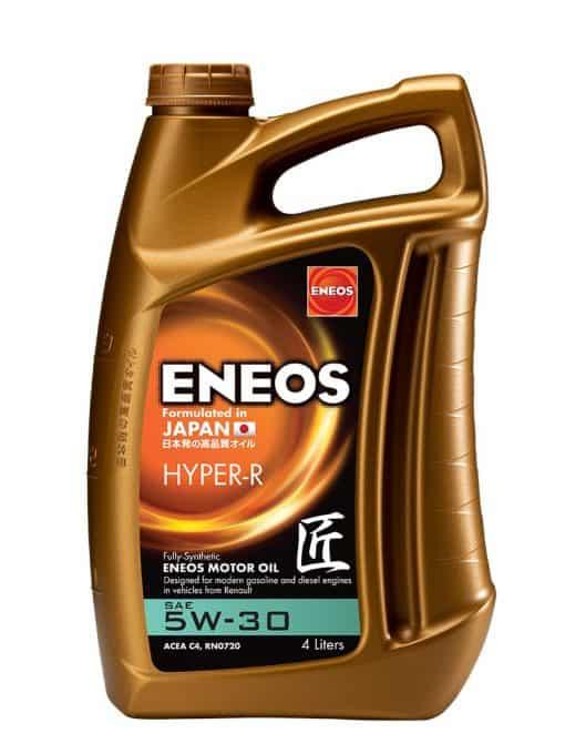 Масло ENEOS HYPER-R 5W30 4L