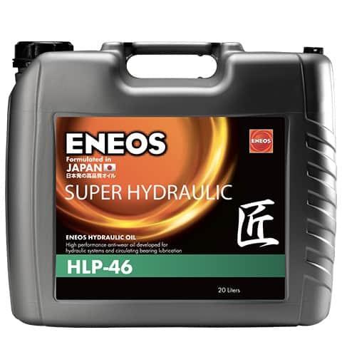 Хидравлично масло ENEOS SUPER HYDRAULIC 46 20L