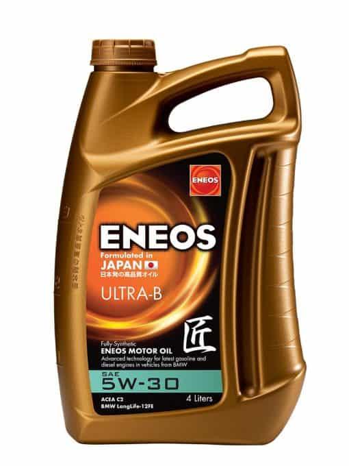 Масло ENEOS ULTRA-B 5W30 4L