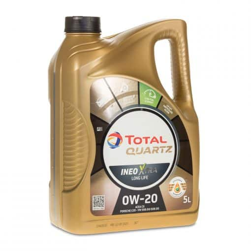 Масло TOTAL QUARTZ Ineo Xtra LL 0W20 - 5L