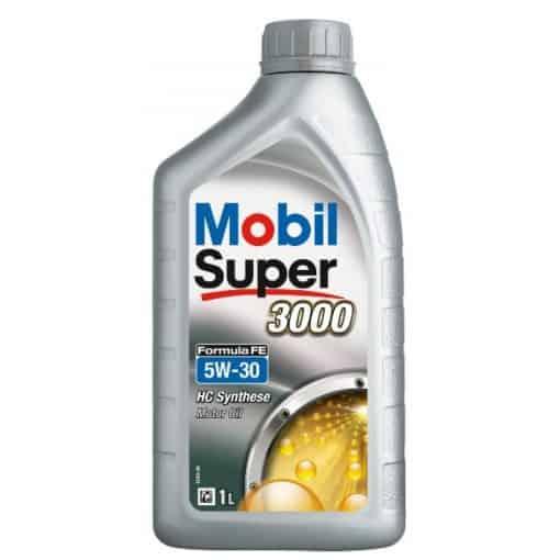 Масло MOBIL SUPER 3000 Formula FE 5W30 1L