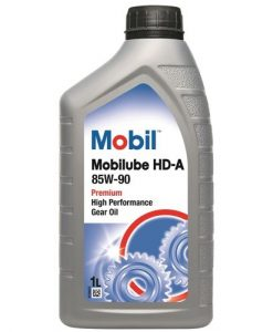 Трансмисионно масло MOBIL MOBILUBE HD-А 85W90 - 1L